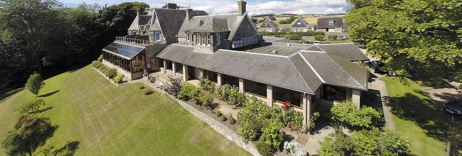 First Class Hotel in Fife - The Old Manor Hotel
